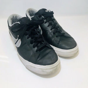 NIKE Match Supreme LTR  Casual Leather Sz 10.5